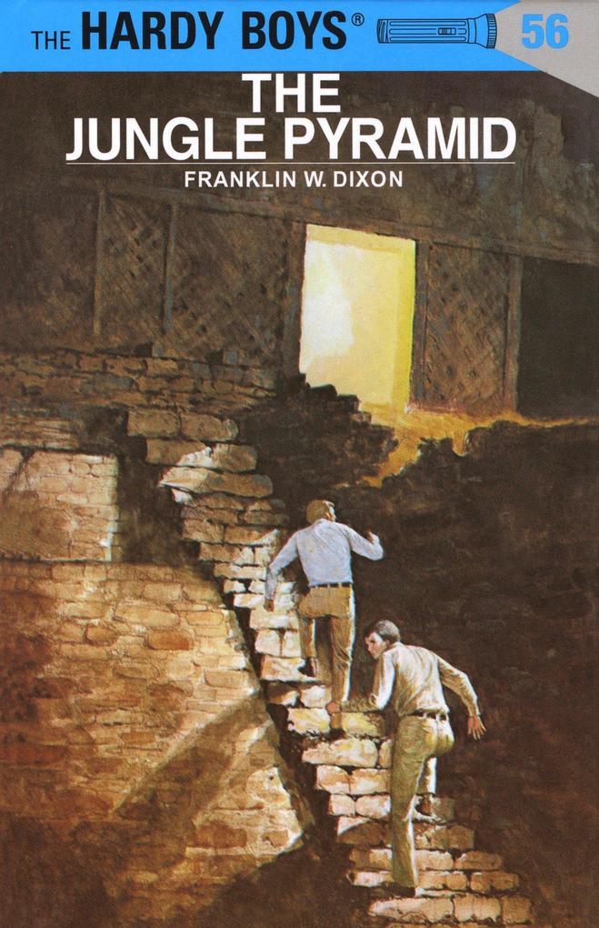 Hardy Boys 56: The Jungle Pyramid als Buch (gebunden)