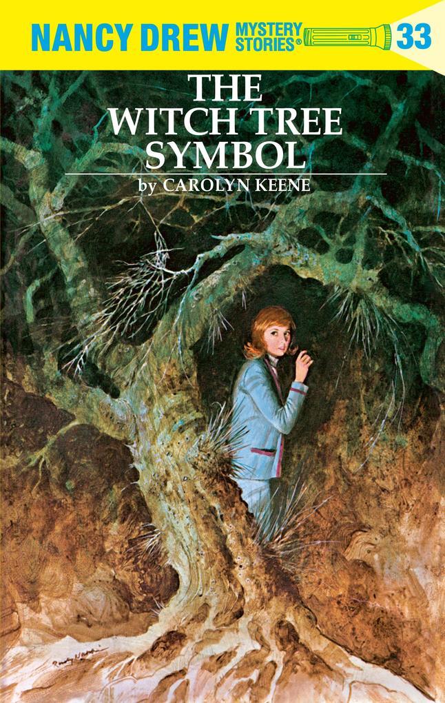 Nancy Drew 33: The Witch Tree Symbol als Buch (gebunden)