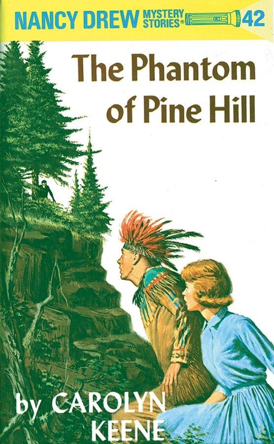 The Phantom of Pine Hill als Buch (gebunden)