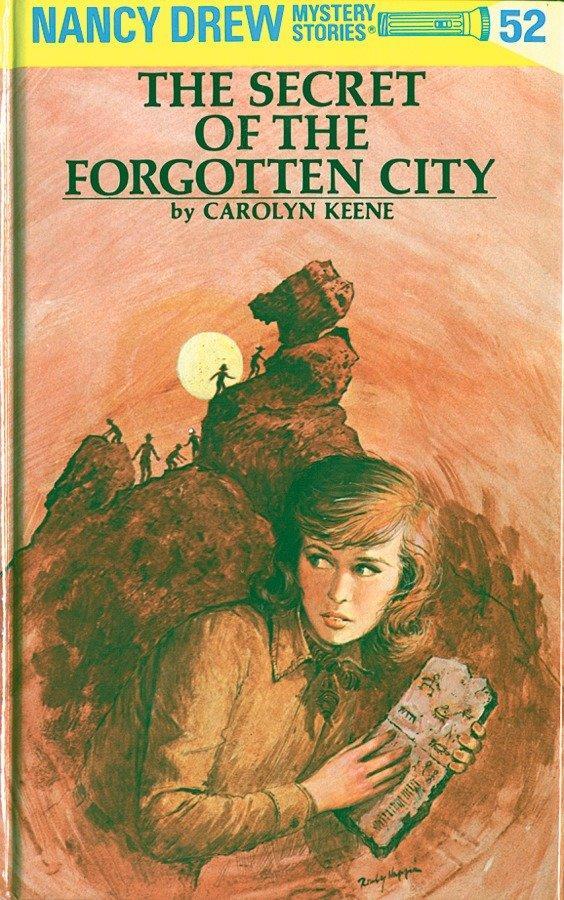 The Secret of the Forgotten City als Buch (gebunden)