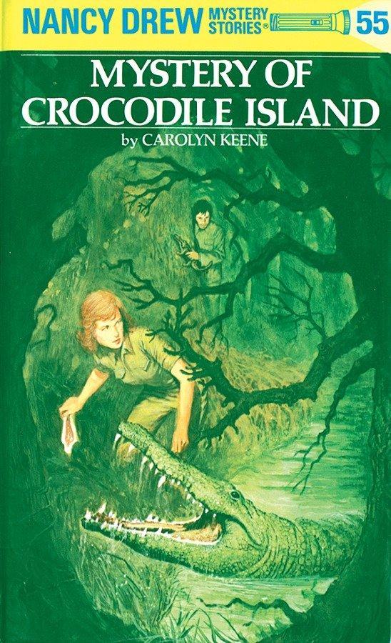 Mystery of Crocodile Island als Buch (gebunden)