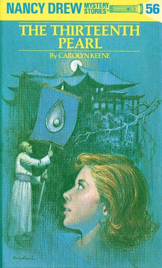 Nancy Drew 56: The Thirteenth Pearl als Buch (gebunden)