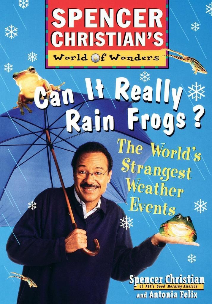Can It Really Rain Frogs? als Taschenbuch