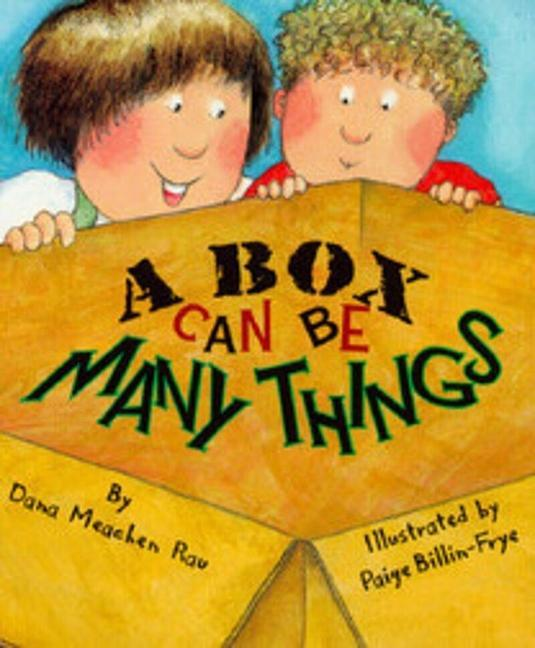 A Box Can Be Many Things (a Rookie Reader) als Taschenbuch