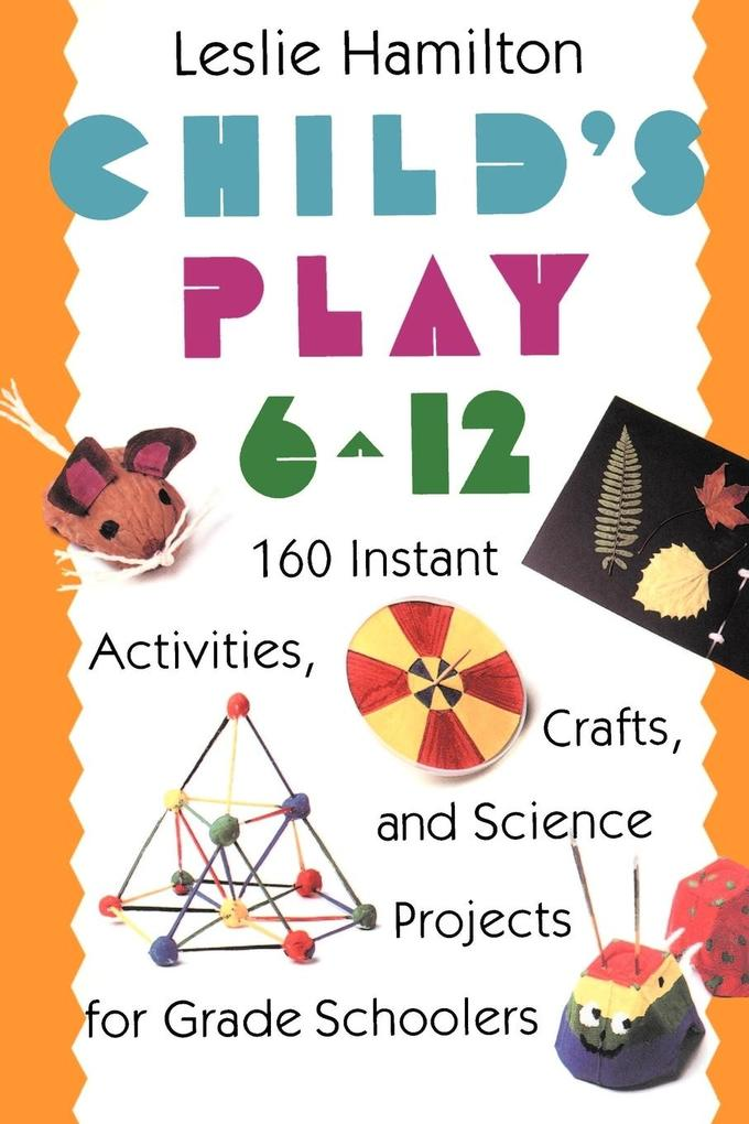 Child's Play 6-12 als Taschenbuch