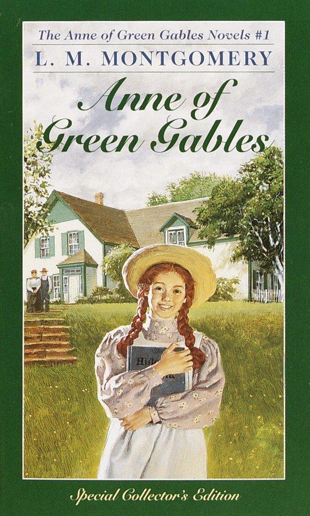 Anne Green Gables 1 als Taschenbuch