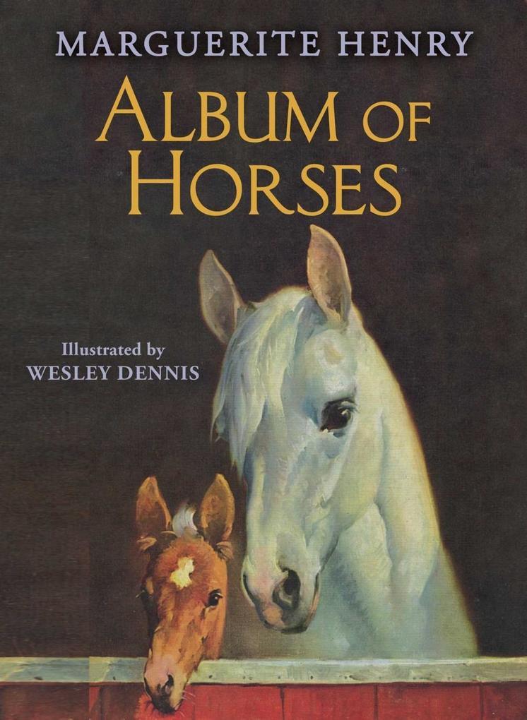 Album of Horses als eBook epub