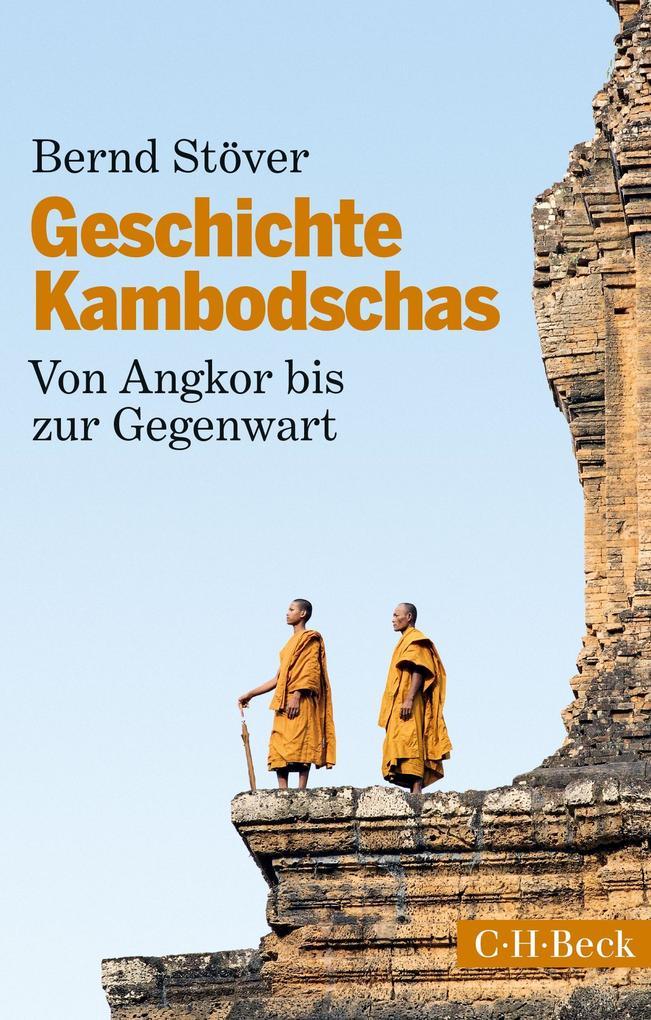 Geschichte Kambodschas als eBook epub