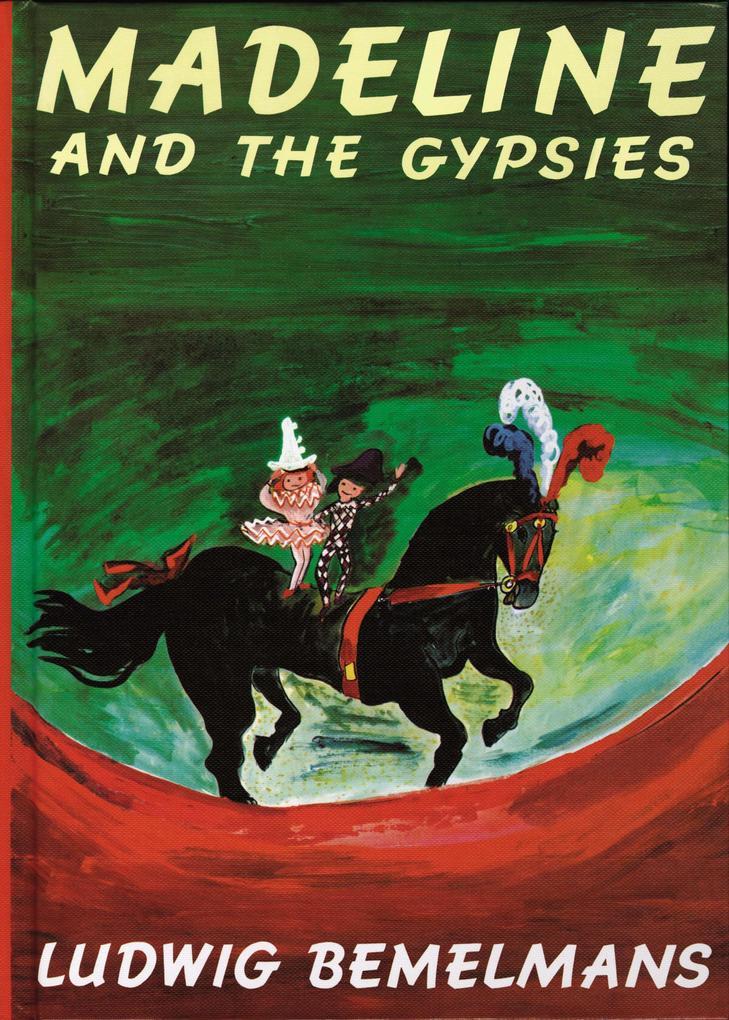 Madeline and the Gypsies als Buch (gebunden)