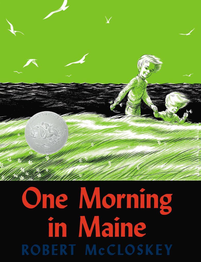 One Morning in Maine als Buch (gebunden)
