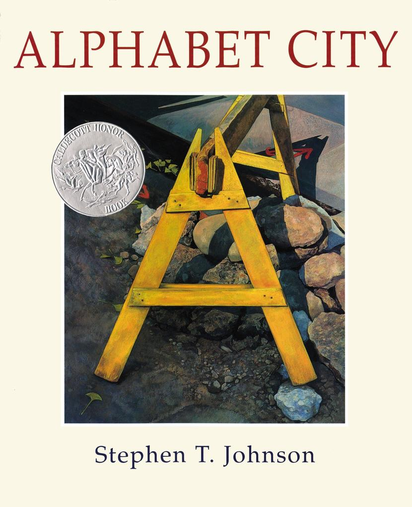 Alphabet City als Buch (gebunden)