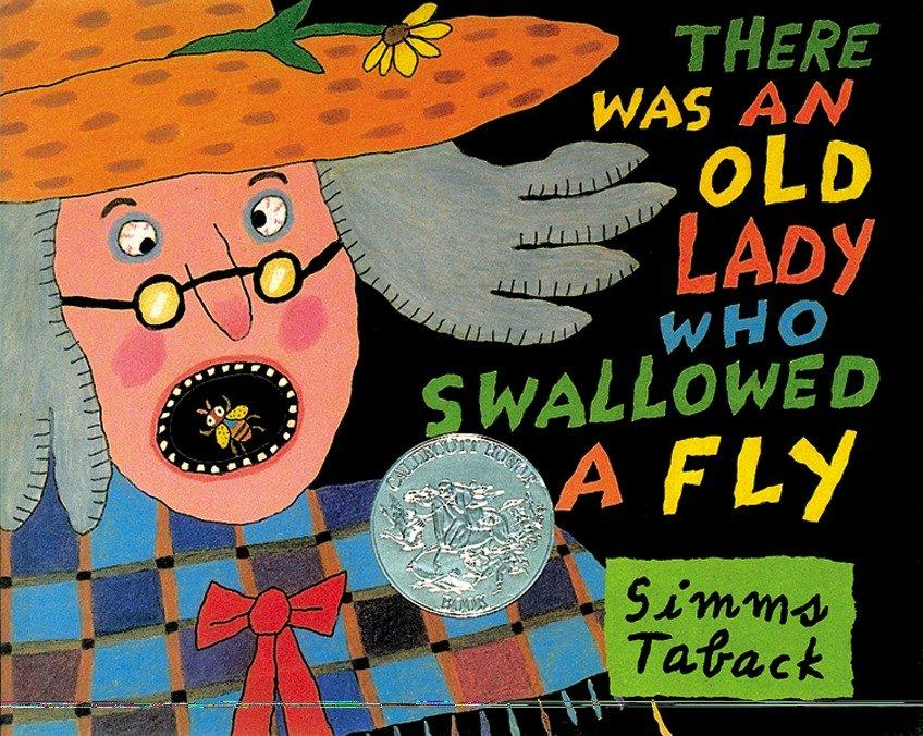 There Was an Old Lady Who Swallowed a Fly als Buch (gebunden)