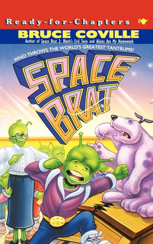 Space Brat als Taschenbuch