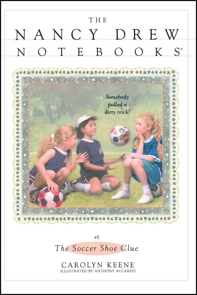 The Soccer Shoe Clue, Volume 5 als Taschenbuch