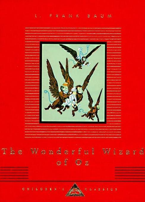 The Wonderful Wizard of Oz als Buch (gebunden)