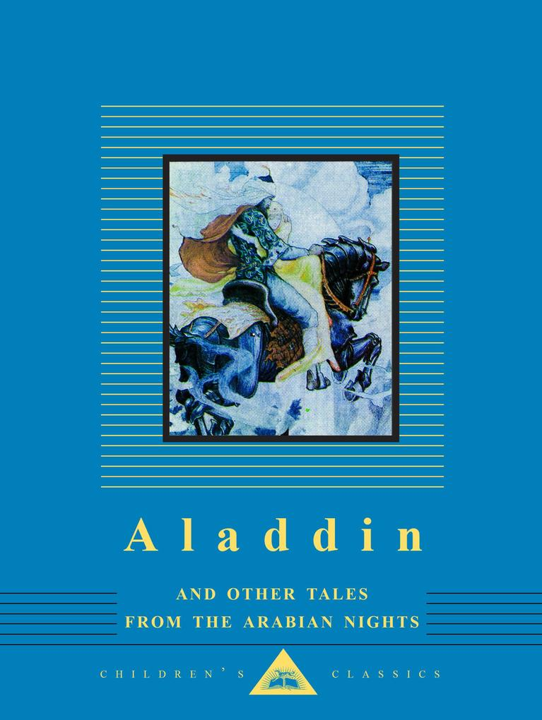 Aladdin and Other Tales from the Arabian Nights als Buch (gebunden)
