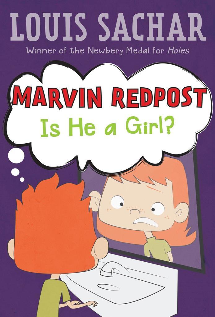 Marvin Redpost #3: Is He a Girl? als Taschenbuch
