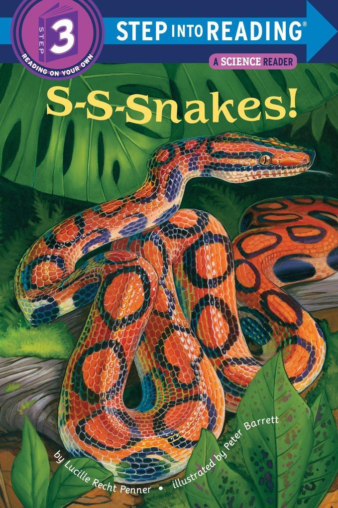 S-S-Snakes! als Taschenbuch