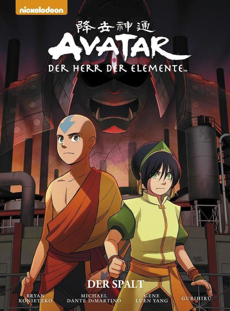 Avatar - Der Herr der Elemente: Premium 3 als Buch (gebunden)