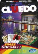 Hasbro - Cluedo Kompakt