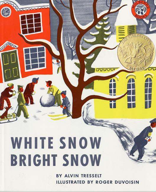 White Snow, Bright Snow als Taschenbuch