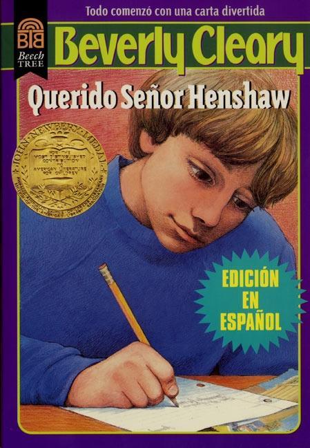 Querido Señor Henshaw: Dear Mr. Henshaw (Spanish Edition) als Taschenbuch
