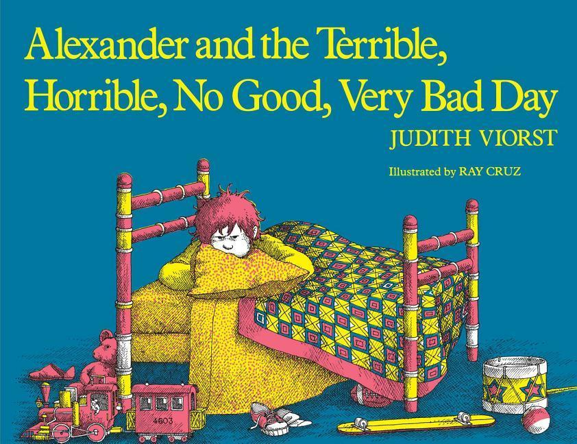 Alexander and the Terrible, Horrible, No Good, Very Bad Day als Taschenbuch