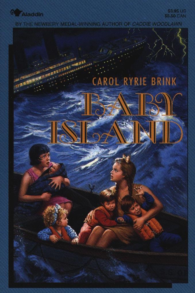 Baby Island als Taschenbuch