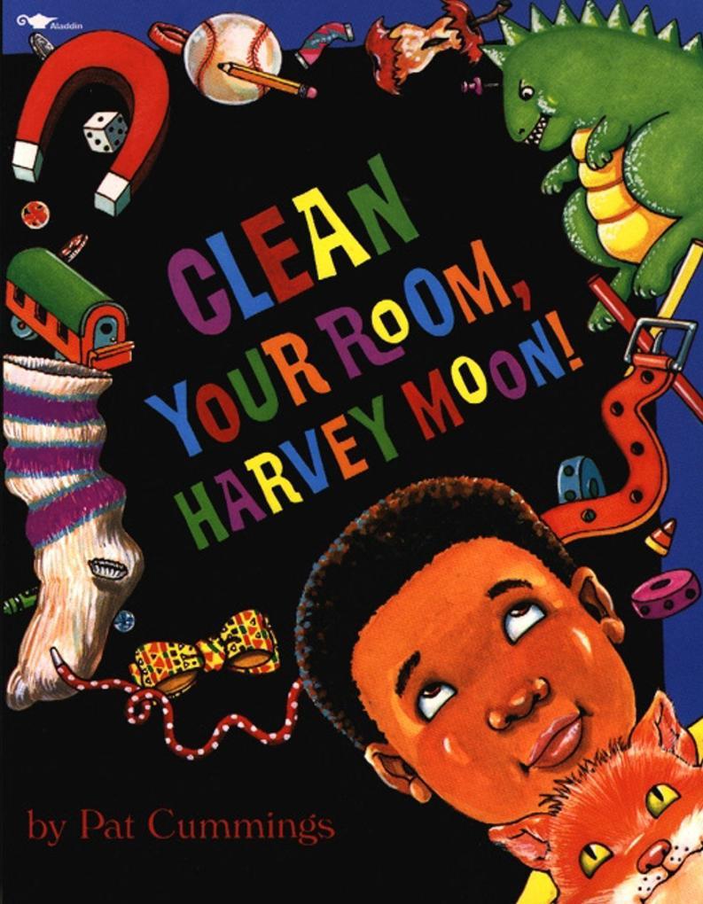 Clean Your Room, Harvey Moon! als Taschenbuch