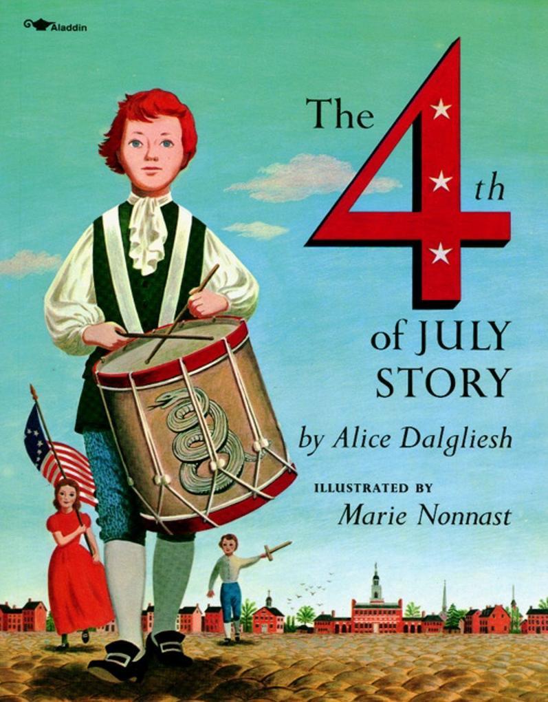 The Fourth of July Story als Taschenbuch