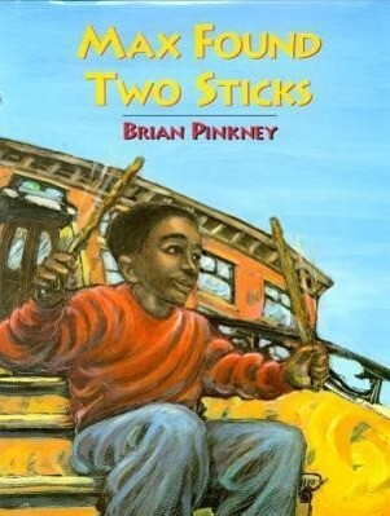 Max Found Two Sticks als Taschenbuch