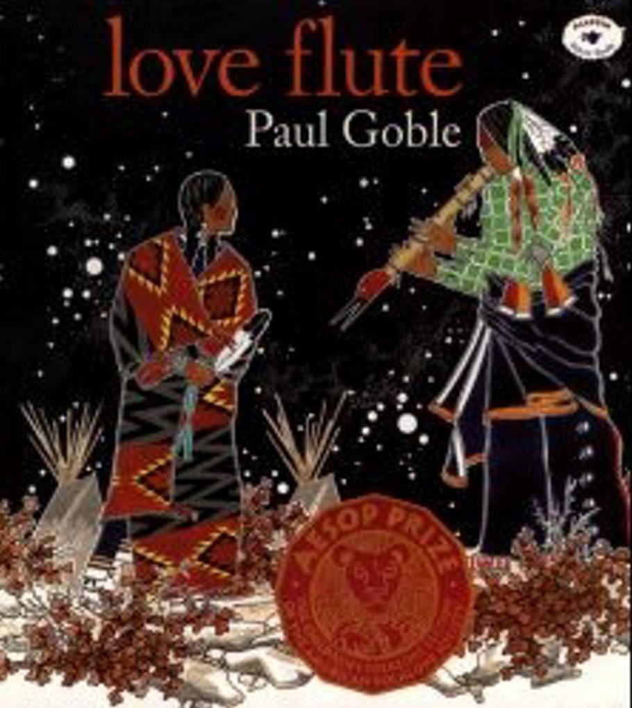 Love Flute als Taschenbuch
