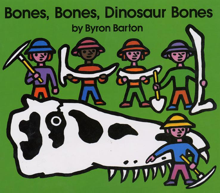 Bones, Bones, Dinosaur Bones als Buch (gebunden)