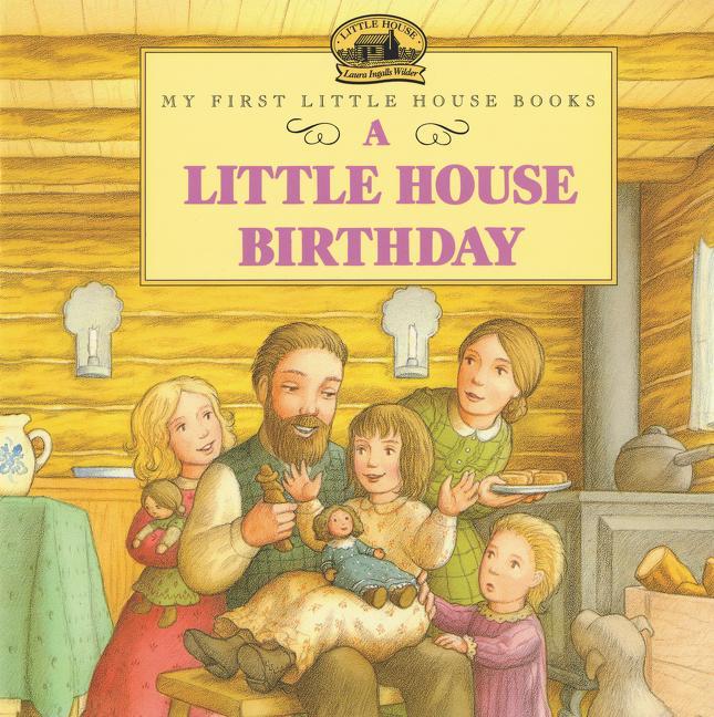 A Little House Birthday als Taschenbuch