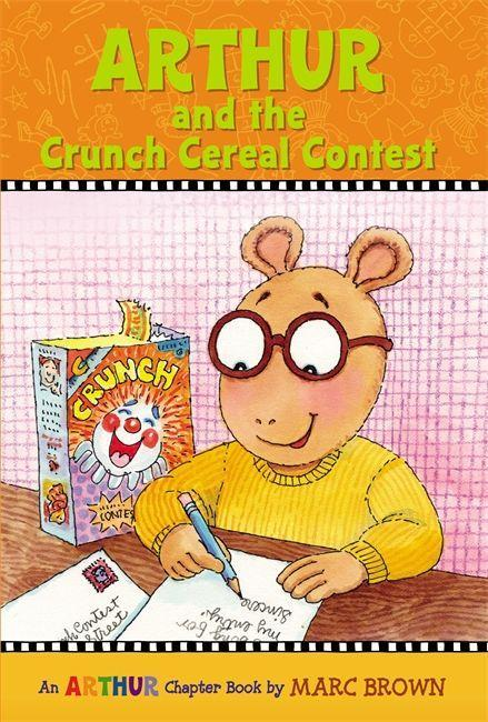 Arthur and the Crunch Cereal Contest: An Arthur Chapter Book als Taschenbuch