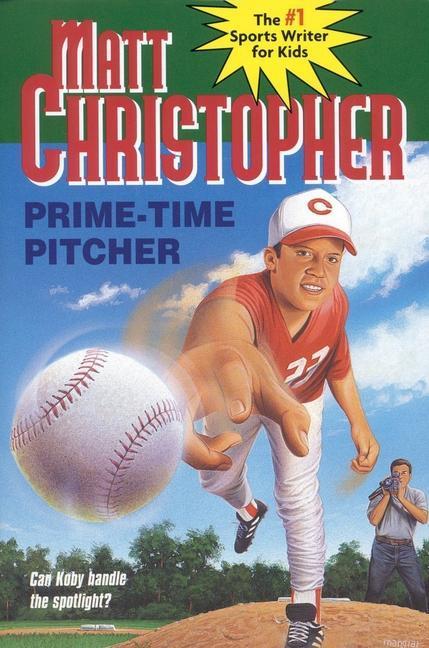 Prime-Time Pitcher als Taschenbuch