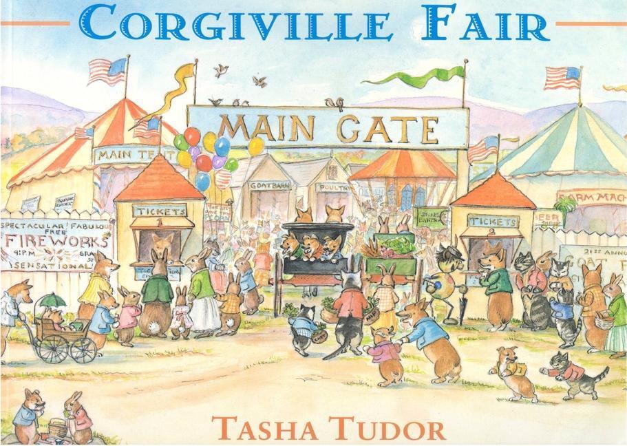 Corgiville Fair als Buch (gebunden)