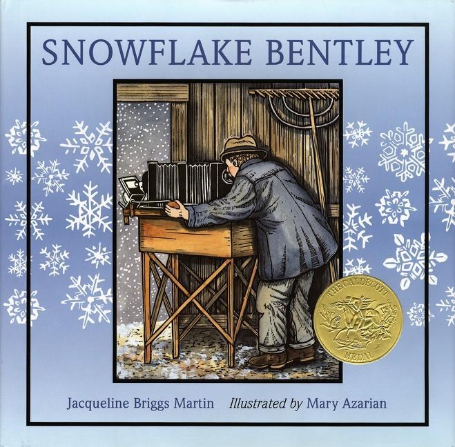 Snowflake Bentley als Buch (gebunden)
