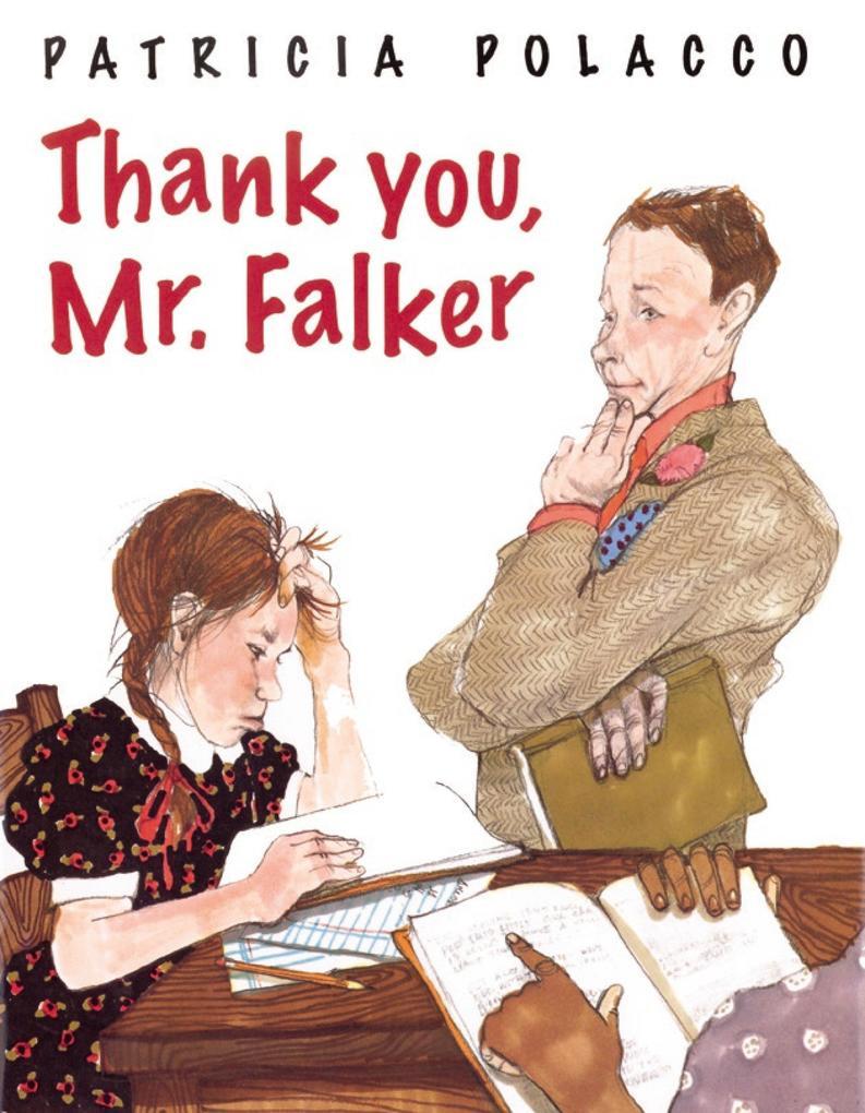 Thank You, Mr. Falker als Buch (gebunden)