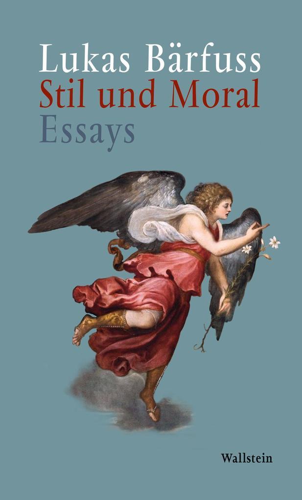 Stil und Moral als eBook