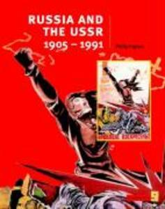 Russia and the USSR, 1905-1991 als Buch (kartoniert)