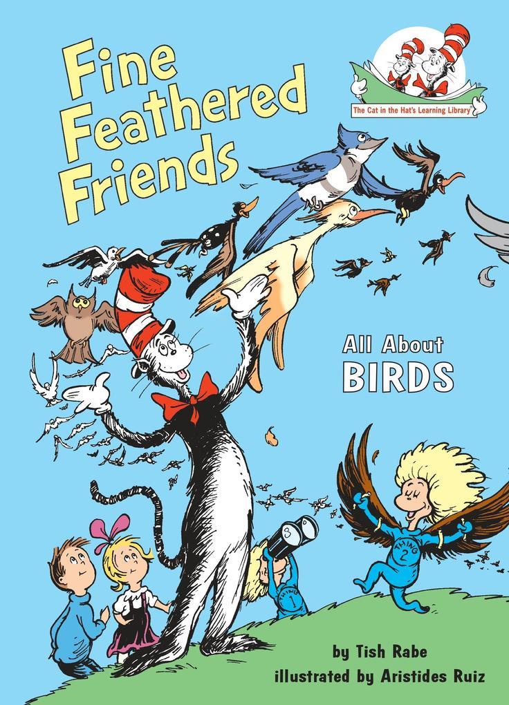 Fine Feathered Friends: All about Birds als Buch (gebunden)