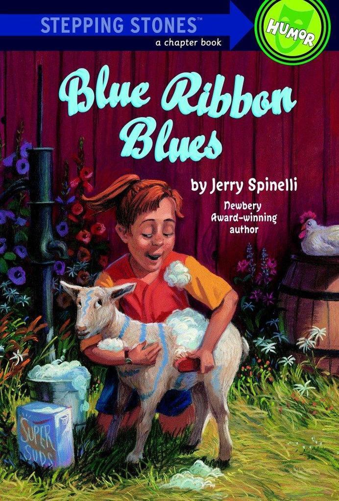 Blue Ribbon Blues: A Tooter Tale als Taschenbuch
