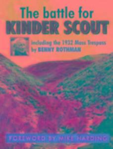 The Battle for Kinder Scout als Taschenbuch
