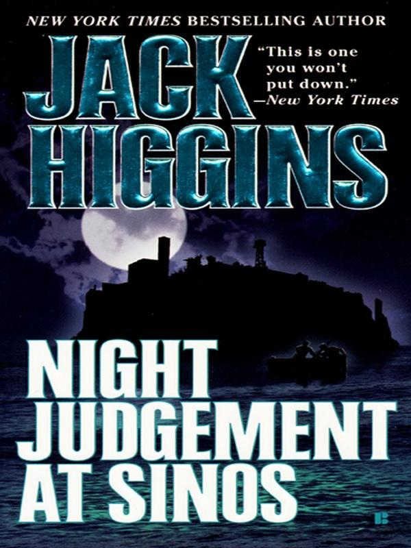 Night Judgement at Sinos als eBook epub
