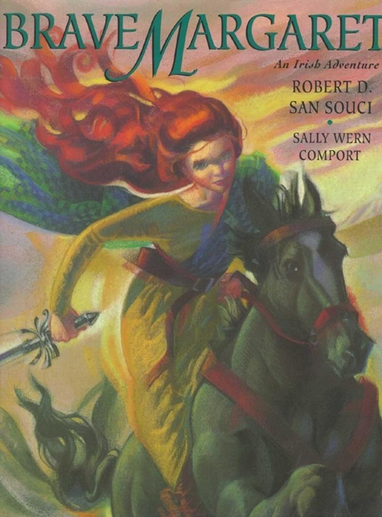 Brave Margaret: An Irish Adventure als Buch (gebunden)