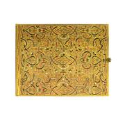 Gästebuch Paperblanks Goldeinlage Unliniert