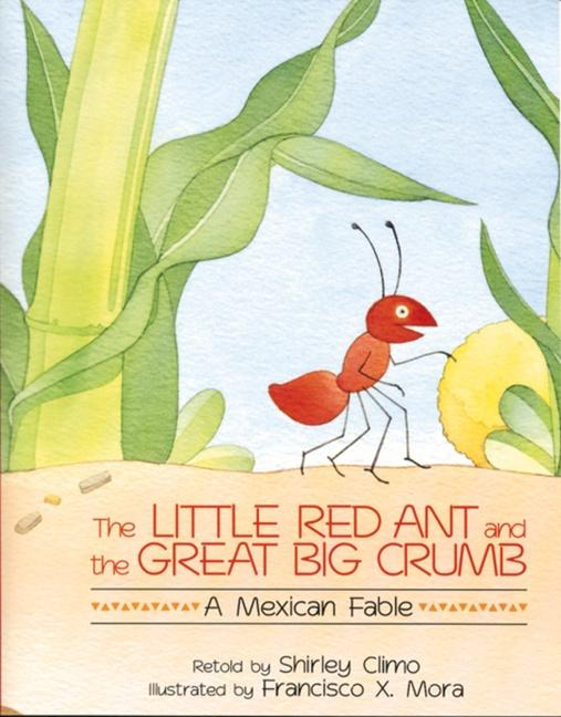 The Little Red Ant and the Great Big Crumb als Taschenbuch