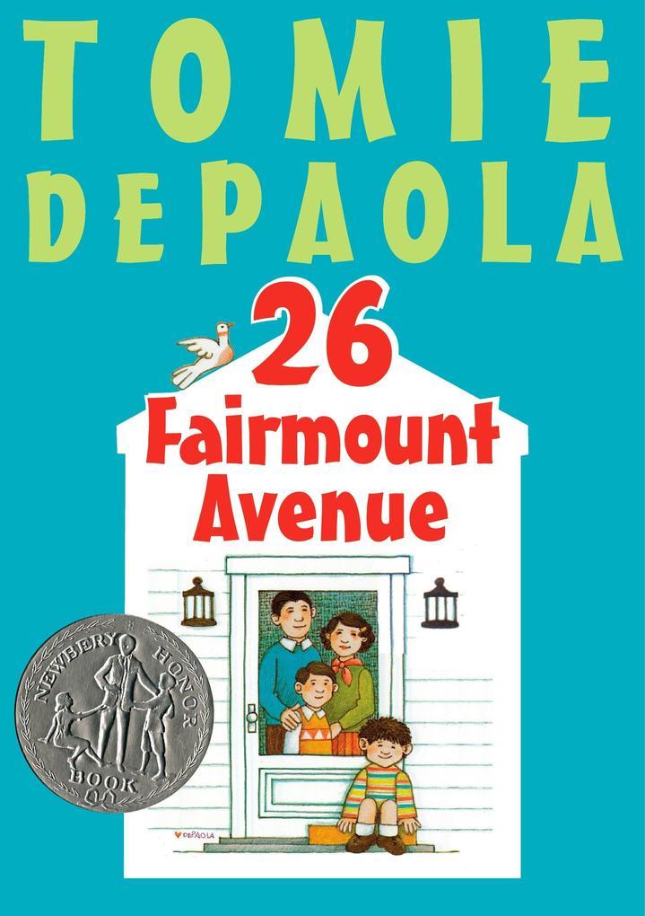 26 Fairmount Avenue als Buch (gebunden)