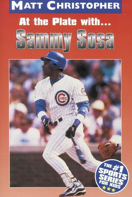 At the Plate with Sammy Sosa als Taschenbuch